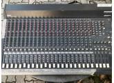 console table mixage Mackie SR24/4 + nanoverb 2 Alesis