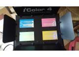 Vends 2 Projecteurs I Color4 JB Systems + Contrôleurs
