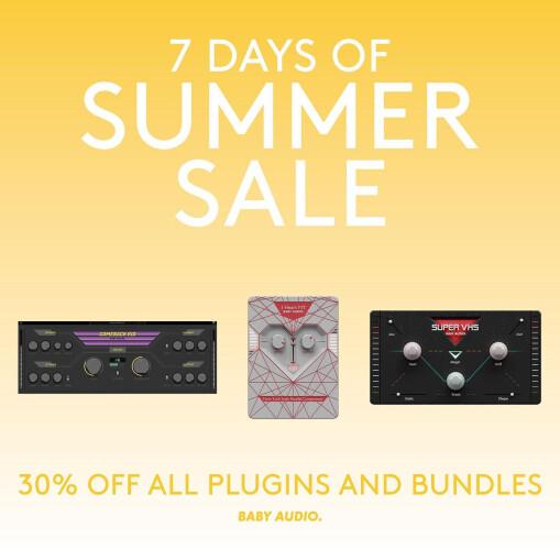 Baby Audio Summer Sale 20