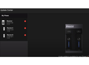 Phase Manager Devices