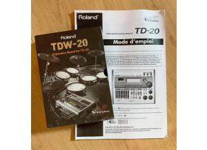 Roland TD-20K