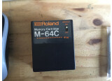 A vendre Roland Memory card M64C ,Bon État