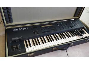 Yamaha V50