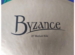 """Meinl Byzance Traditional Medium Ride 20"""""""