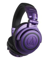 Audio-Technica ATH-M50xBT : ATH-M50xBTPB_Product Image