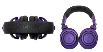 Audio-Technica ATH-M50xBT : ATH-M50xBT Purple