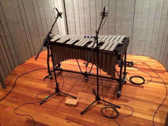 Enregistrement 159 Vibraphone