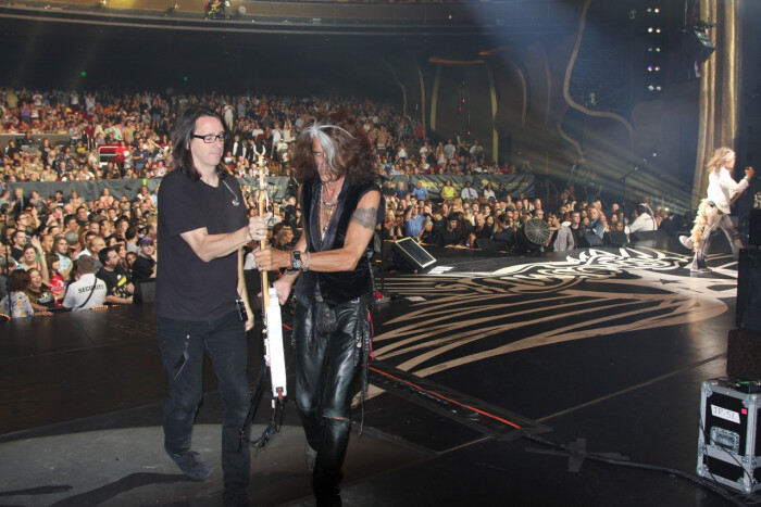 Trace and Joe LasVegas 2012