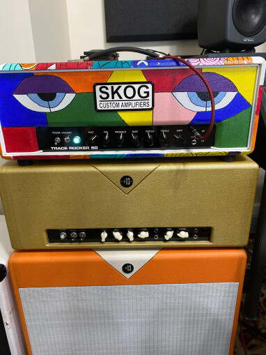 Trace's amps