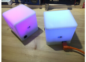Percussa audio cubes