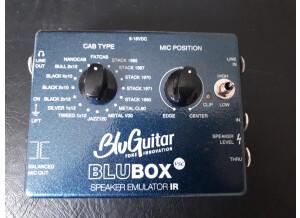 BluGuitar BluBox Speaker Emulator