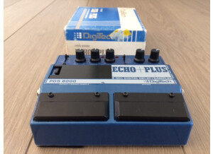 DigiTech PDS 8000 8 Sec Digital Delay / Sampler