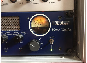 TL Audio PA-1 2-Channel Pentode Tube Preamp