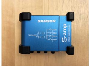 Samson Technologies S-amp (65726)