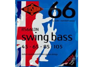 Rotosound Swing Bass 66 Nickel (19999)
