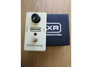 MXR M133 Micro Amp (99856)