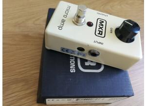 MXR M133 Micro Amp (32838)