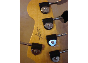 Fender Custom Classic Jazz Bass V