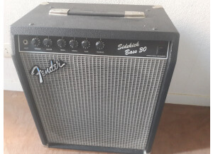 Fender Sidekick Bass 30