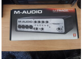 Vends M audio track quad