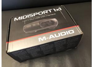 M-Audio Midisport 1x1