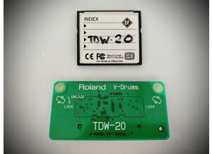 Roland TDW-20