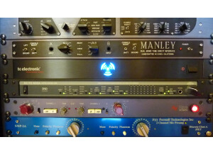 Manley Labs Dual Mono Tube Direct Interface