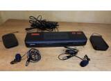 Vends Système micro sans fil Shure BLX188/W85 Combo Q25