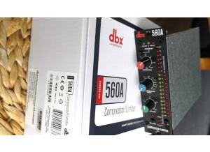 dbx 560A Compressor/Limiter