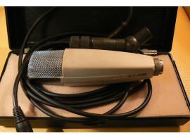 Microphone Sennheiser MD 421-2 années 1960