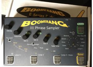 Boomerang III Phrase Sampler (57284)