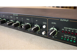 LA Audio MPX10