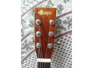 Maya (guitar) FK344R