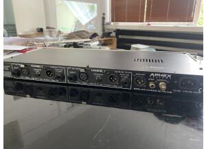 Aphex 207D Two Channel Tube Mic Preamplifier
