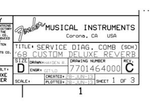 Fender '68 Custom Deluxe Reverb (75245)