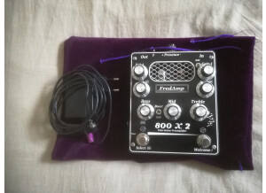 FredAmp The 800x2 préamp