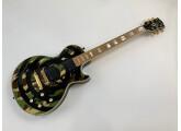 Gibson Les Paul Custom Zakk Wylde Bullseye Custom Shop 2005 Camo