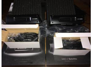 Universal Audio UAD-2 Satellite Thunderbolt - QUAD Core (64871)