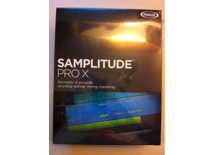 Magix Samplitude ProX
