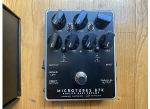 Darkglass Electronics Microtubes B7K V2