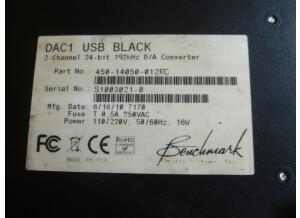 Benchmark Media Systems DAC1 USB (17475)