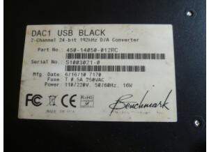 Benchmark Media Systems DAC1 USB (8145)