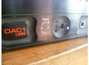 Benchmark Media Systems DAC1 USB (39339)