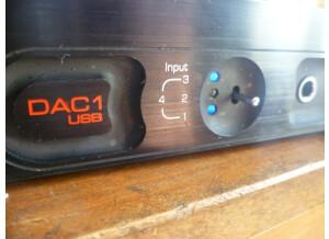 Benchmark Media Systems DAC1 USB (28526)