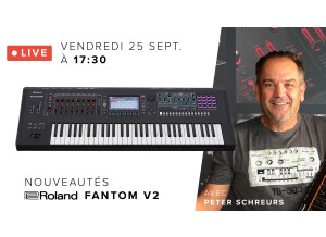 Roland Fantom 7