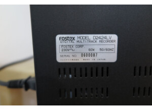 Fostex D2424LV