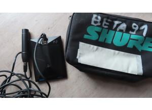 Shure Beta 91