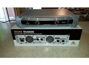 Behringer iNuke NU6000