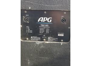 APG TB 218S