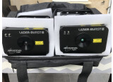 JB SYSTEMS - LASER Burst 3 DMX avec sac